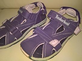 Naujos Timberland basutės, 34eu, violetinės