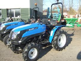 Nauji mini traktoriai Solis 20