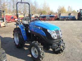 Nauji mini traktoriai Solis 20 - nuotraukos Nr. 2