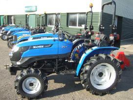 Nauji mini traktoriai Solis 20 - nuotraukos Nr. 3