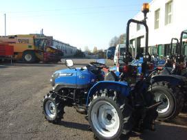 Nauji mini traktoriai Solis 20 - nuotraukos Nr. 4