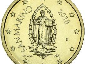 San Marino apyvartinės ir proginės euro monetos