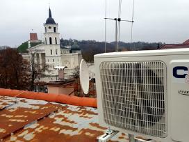 Oro kondicionieriai/šilumos siurbliai Lizingu! - nuotraukos Nr. 2