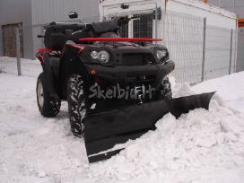 Sniego peiliai iron kokybe garantuota