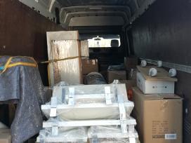 Krovinių pervežimo ir perkraustymo paslaugos - nuotraukos Nr. 19