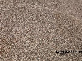 Žvyras, smėlis ir kita. Mini ekskavatoriaus darbai - nuotraukos Nr. 3