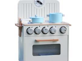 Medinės virtuvėlės su priedais - nuotraukos Nr. 5