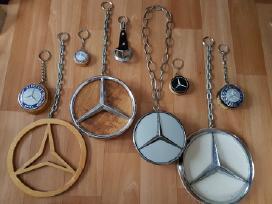 Mercedes dideliu pakabuku kolekcinis rinkinys