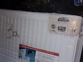 Nauji radiatoriai