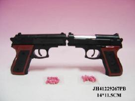 Žaisliniai Airsoft ginklai šaudantis plastikiniais - nuotraukos Nr. 9