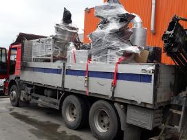 Fiskaras, kranas. Nuoma, krovinių gabenimas - nuotraukos Nr. 3