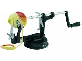 Obuolių skutimo ir pjaustymo mašinėlė