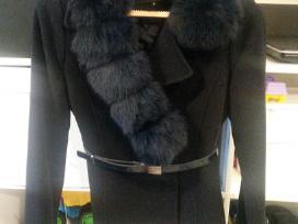 Grazus naujas paltas