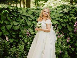 Vestuvinių ir proginių suknelių siuvimas - nuotraukos Nr. 5