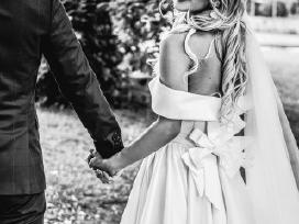 Vestuvinių ir proginių suknelių siuvimas - nuotraukos Nr. 2