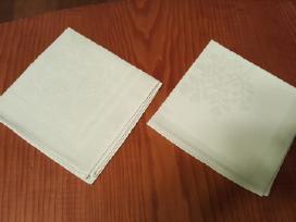 Linine staltiese ir servieteles