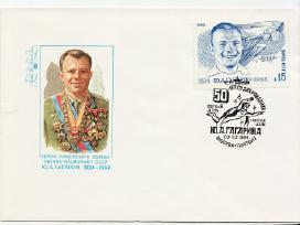 Pirmos dienos vokas Gagarinas 1984m
