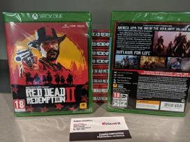 Xbox One žaidimų parduotuvė Kaune!