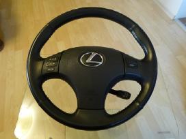 Pilnas vairas Lexus Is 220 250, 2005-2011m.