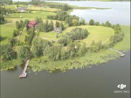 Parduodu kaimo turizmo sodyba prie ezero kranto
