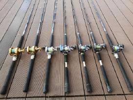 Jūrinių meškerių nuoma žvejybai Norvegijoje