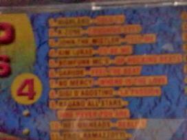 Ieškomas muzikos diskas, Top Hits 2001