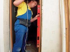 Durų montavimas, vidaus ir lauko. Garantija 100%