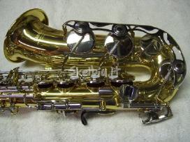 Saksofonai pradedantiems ir profesionalams. pigiai - nuotraukos Nr. 6