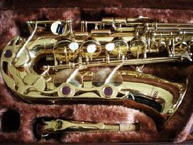 Saksofonai pradedantiems ir profesionalams. pigiai - nuotraukos Nr. 8
