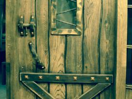 Durys netradicinės