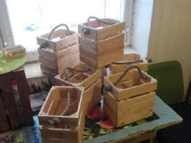 Medinės dėžes - nuotraukos Nr. 11