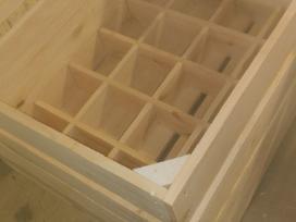 Medinės dėžes - nuotraukos Nr. 12