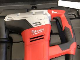 Milwaukee K540s 7.5 J perforatorius iš Vokietijos