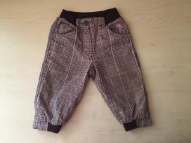 Lindex kelnės su pamušaliuku 74 dydis