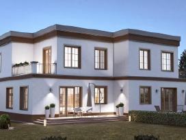 Individualių namų statyba, termoblokeliai