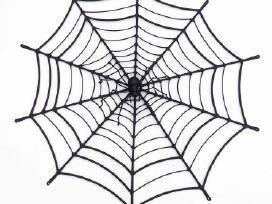 Voras voratinklis ir kiti kalvio darbo gaminiai