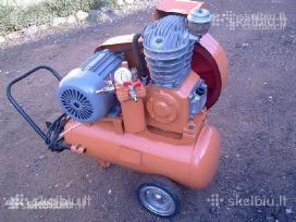 Oro kompresoriu remontas,gamyba,atsargines detales - nuotraukos Nr. 13