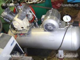 Oro kompresoriu remontas,gamyba,atsargines detales - nuotraukos Nr. 14