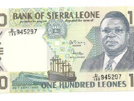 Siera Leones banknotai