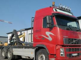 Hook konteineriu nuoma pervežimas gruza mediena