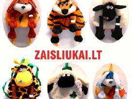 Kuprinės, Minkštį žaislai meškis, panda