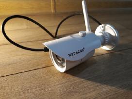 WiFi vaizdo stebėjimo kameros / muliažinės kameros