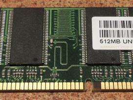 RAM Ddr1 400mhz 512mb - nuotraukos Nr. 3
