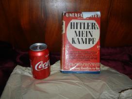Mein Kamph,.originalas,.1939,angliska.
