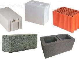 Visi Statybiniai Blokeliai, Mūro Blokai