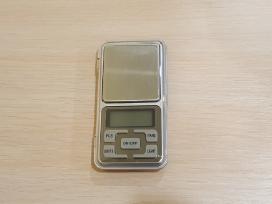 Naujos Mini Svarstyklės 0,01-200gr - 10 Eur