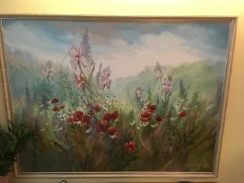 Parduodamas labai didelis paveikslas