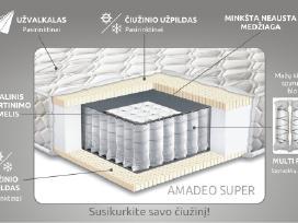 Gemega Amadeo Super čiužiniai - akcija - nuotraukos Nr. 2