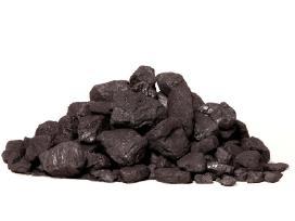 Akmens anglis, medžio ir durpių briketai, granulės