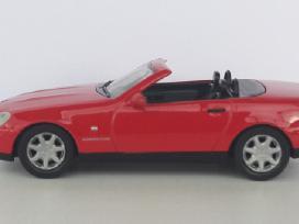 1/43 modeliukai MB Slk 320 R170